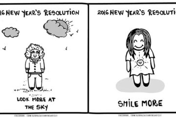 Positive New Year's Resolutions