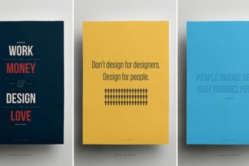 Posters Inspirational Quotes Designers