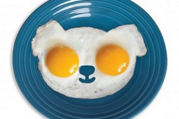 Puppy Egg Mold