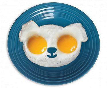 Puppy Egg Mold