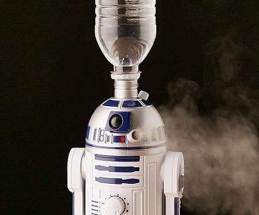 R2-D2 Humidifier mist
