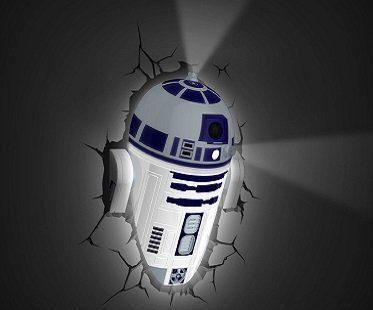 R2-D2 Night Light