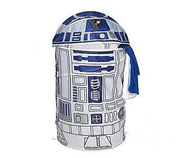 R2-D2 Pop Up Laundry Hamper basket