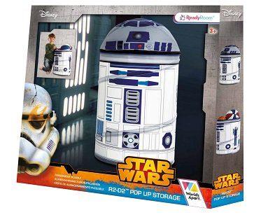 R2-D2 Pop Up Storage Bin box
