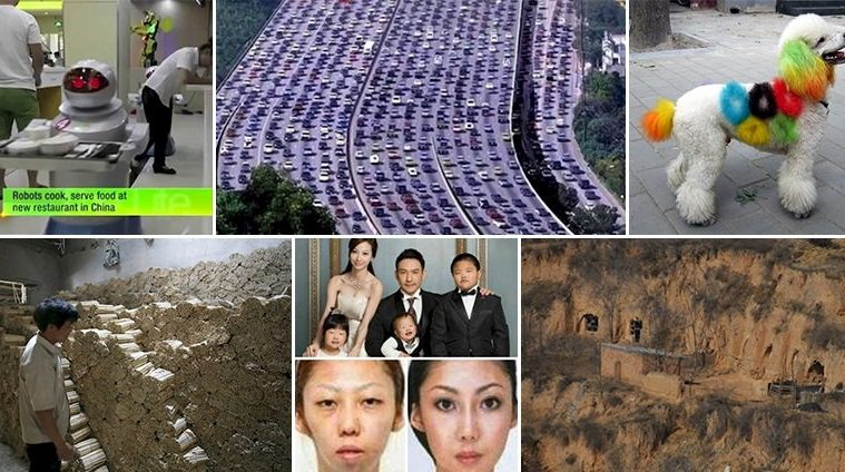 Random Facts China