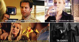 Reasons 'Veronica Mars' Role Model