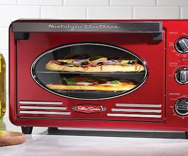 Retro Toaster Oven