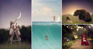 Rhiannon Logsdon Ethereally Beautiful Photos Of Kids