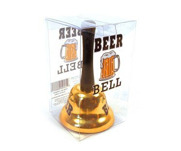 Ring For Beer Bell box