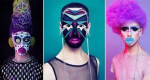 Ryan Burke Makeup Skills