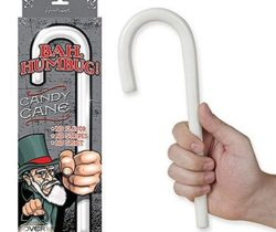 Scrooge Candy Cane