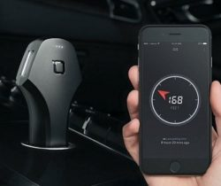 Smart Car Charger And Locator