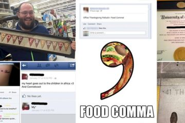 Spelling Mistakes Make You Question Humanity