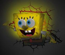 Spongebob Squarepants Night Light