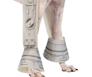 Star Wars AT-AT Pet Costume leg