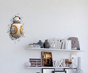 Star Wars BB-8 Night Light 3D