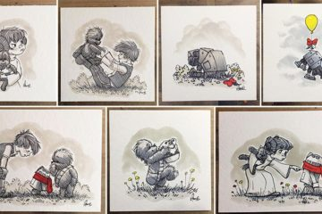 Star Wars Characters Reimagined Winnie The Pooh
