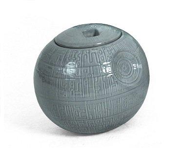 Star Wars Death Star Cookie Jar biscuits