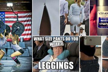 Struggles Women Bigger Legs