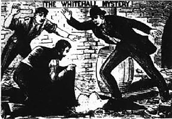 The Whitehall Mystery