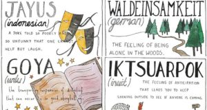 Untranslatable Words Other Cultures