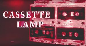 Upcycle Cassettes DIY Tape Lamp