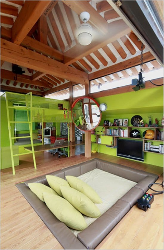 Design You Room: 14 Weird And Wonderful Room Designs That Will Make You
