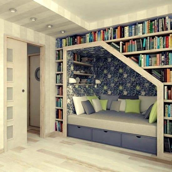 Weird-Wonderful-Room-Designs-reading-nook