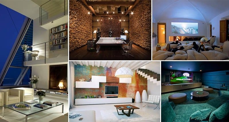 14 Weird And Wonderful Room Designs That Will Make You Jealous ...