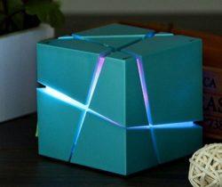 Wireless Cube Speaker
