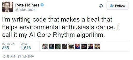 al gore rhythm