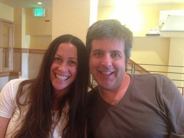 alanis morrisette and brother