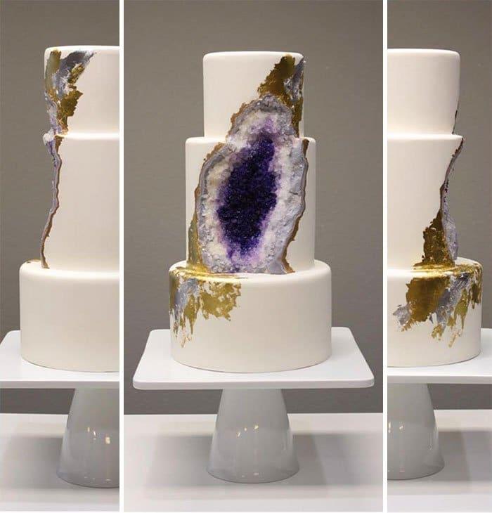 amethyst-wedding-cake-geode-intricate-icings-top