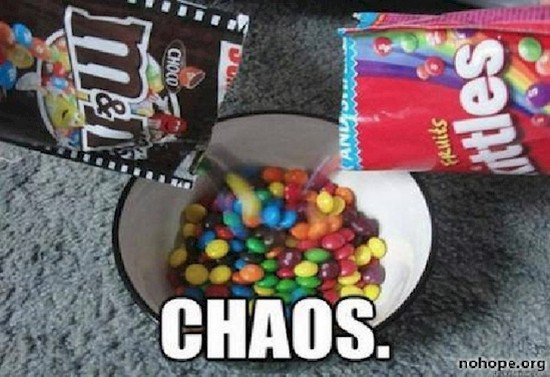 chaos candies