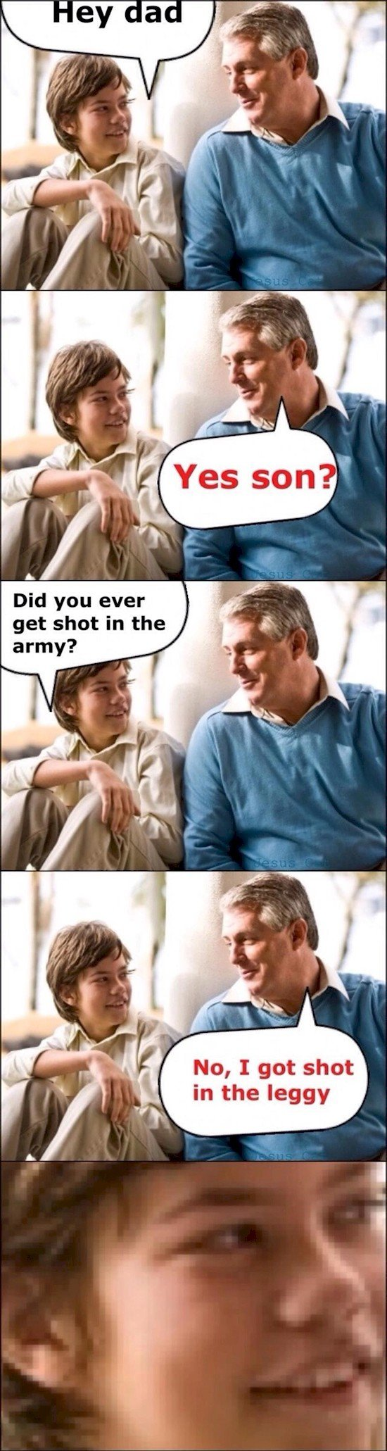 dad army joke