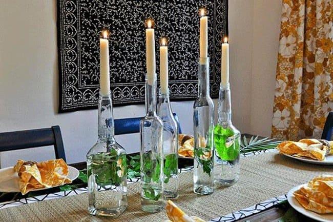 dinner-bottles
