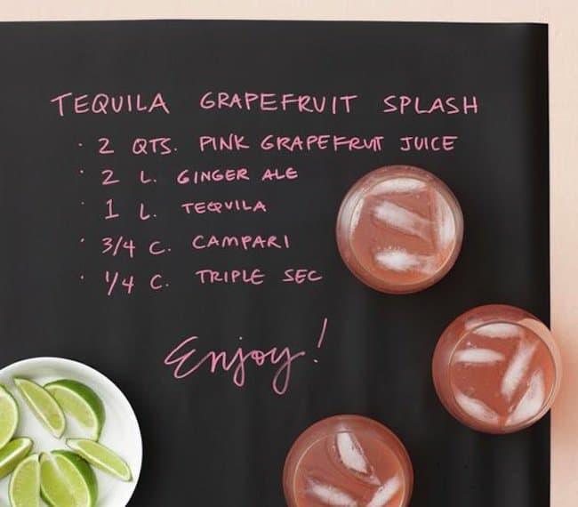 dinner-chalk-board