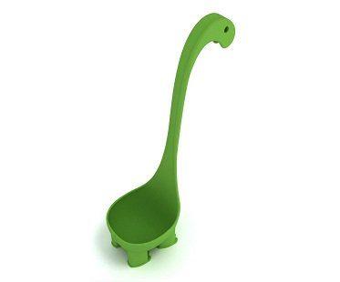 dinosaur soup ladle utensil
