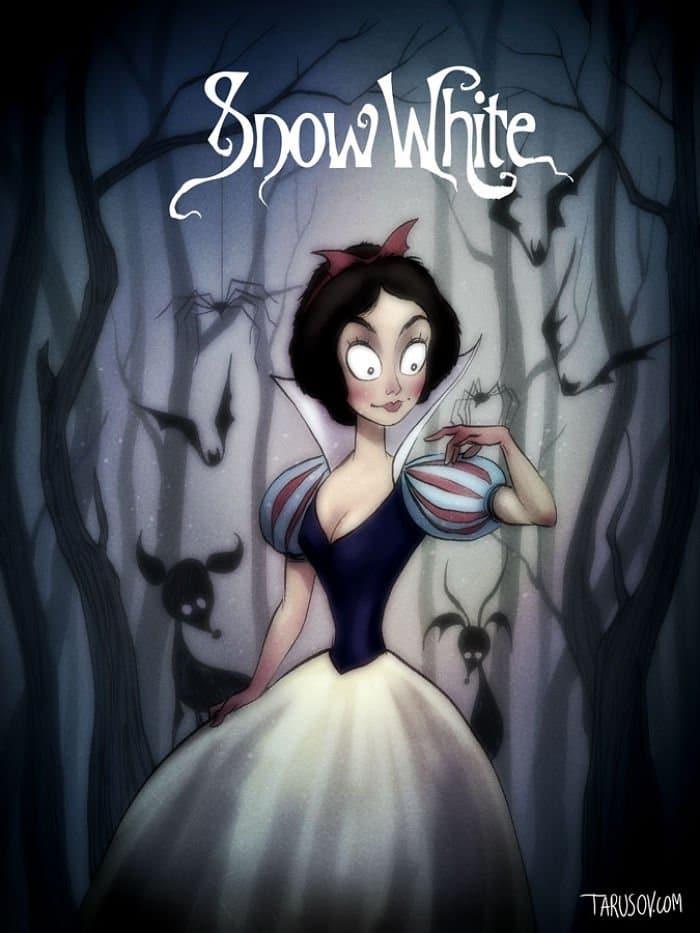disney-tim-snow-white