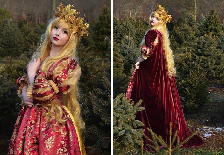 dress-queen