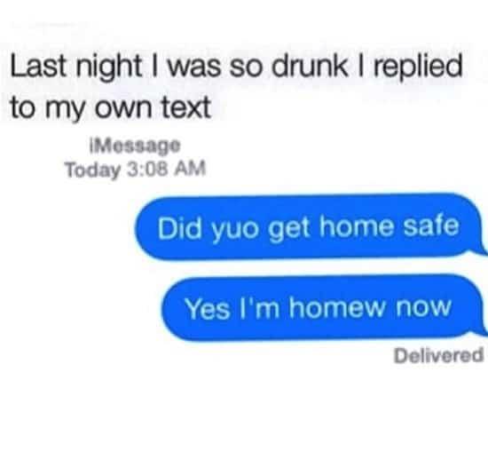 drunk-safe