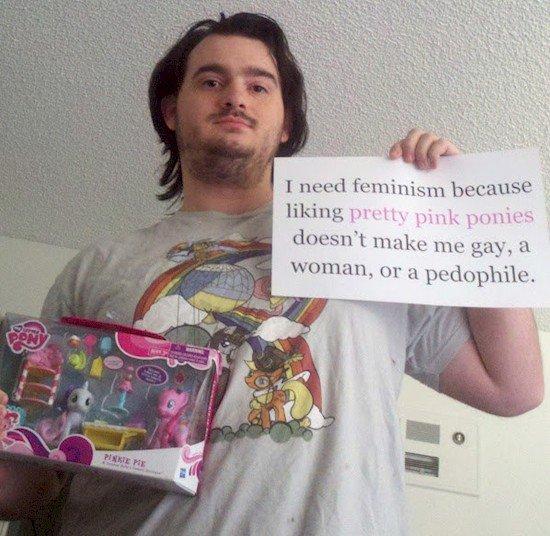 feminist brony