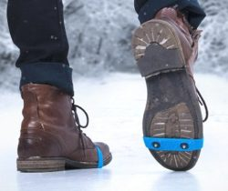 footwear ice grippers nordic