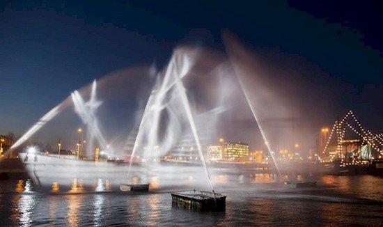ghost ship amsterdam