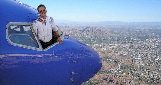 guy plane