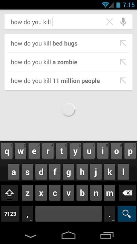 how do you kill
