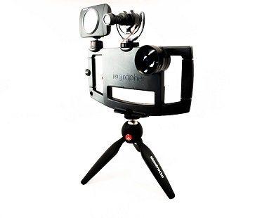 iPhone 6 Filmmaking Case tripod