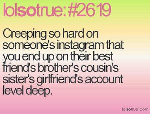 instagram creeper