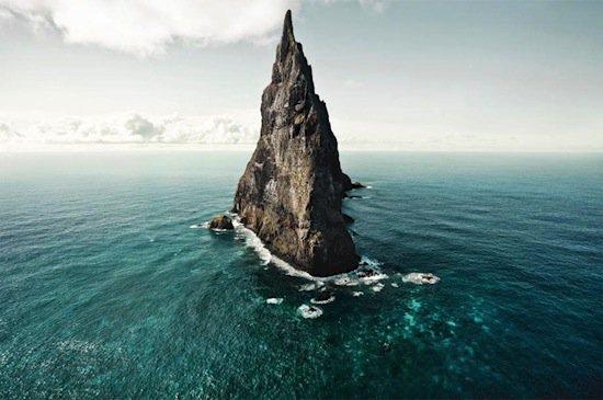 island-first