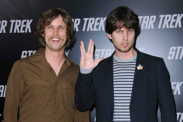 john heder and twin